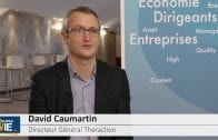 """David Caumartin Directeur Général Theraclion : """"Accélérer la croissance commerciale et transformer l'accès en Asie"""""""