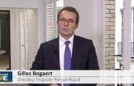 """Gilles Bogaert Directeur Financier Pernod Ricard : """"Des marques premium locales dans les pays émergents pour renforcer notre portefeuille"""""""