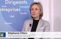 """Stéphanie Villers Chef économiste Humanis : """"Nous avons bénéficié de cette monnaie commune"""""""