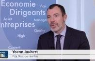 Yoann Joubert Pdg Groupe Réalités : «On se pose des questions pour de la diversification à l'international»