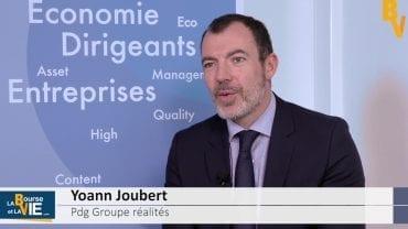 Yoann Joubert Pdg Groupe Réalités : «On se pose des questions pour de la diversification à l'international» : Résultats annuels 2016 du promoteur immobilier