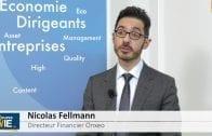 """Nicolas Fellmann Directeur Financier Onxeo : """"Notre objectif est de trouver le moyen de financer le plus efficacement l'entreprise pour ne pas perdre de temps"""""""