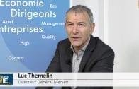 """Luc Themelin Directeur General Mersen : """"On pense que l'Asie va continuer à croître"""""""