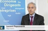 """Laurent Piepszownik Pdg Umanis : """"Nous avons amélioré très fortement notre rentabilité"""""""