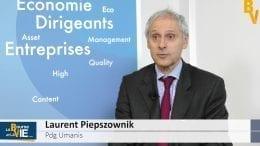 """Laurent Piepszownik Pdg Umanis : """"Nous avons amélioré très fortement notre rentabilité"""" : Résultats annuels 2016 du spécialiste de la DATA"""