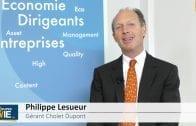 """Philippe Lesueur Gérant Cholet Dupont : """"Investir dans une logique économique industrielle"""""""