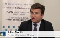 """Julien Moulin Pdg La Française de l'Energie : """"Développer des partenariats industriels"""""""