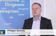 """Philippe Garreau Pdg Microwave Vision Group : """"Le marché de demain c'est aussi la génération d'ondes"""""""
