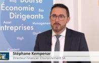 Stéphane Kempenar Directeur Financier Environnement SA : «Nous sommes confiants sur les perspectives 2017»