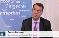 """Bruno Colmant Chef économiste Degroof Petercam : """"Un choc d'une telle envergure qu'il est presque inimaginable"""""""