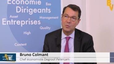 """Bruno Colmant Chef économiste Degroof Petercam : """"Un choc d'une telle envergure qu'il est presque inimaginable"""" : Les investisseurs et les économistes vigilants sur les échéances politiques, et d'abord celle du 7 mai en France."""