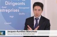 Jacques-Aurélien Marcireau Gérant Edmond de Rothschild AM : «La valorisation et la qualité du business model»