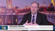 """Christian Parisot Chef économiste Aurel BGC : """"Le facteur politique a un coût économique"""" : Election présidentielle en France, Economie mondiale, les clés pour comprendre"""