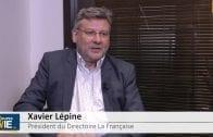 """Xavier Lépine Président du Directoire La Française : """"Investir dans le futur en obligations ou en actions"""""""