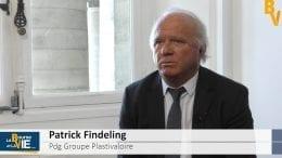 """Patrick Findeling Pdg Groupe Plastivaloire : """"La bonne tendance va se poursuivre au second semestre"""" : Résultats semestriels 2016/2017 du spécialiste de l'injection plastique"""