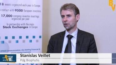 Stanislas Veillet Pdg Biophytis : «Le plan de marche annoncé l'an dernier est suivi» : Stratégie et perspectives de la biotech spécialisée dans la DMLA et la sarcopénie