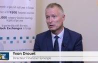 """Yvon Drouet Directeur Financier Synergie : """"Dans tous les pays nous avons de la croissance"""""""