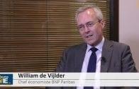 """William de Vijlder Chef économiste BNP Paribas : """"On se prépare mentalement à une nouvelle ère moins expansionniste"""""""