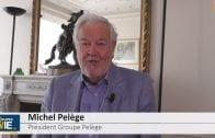 """Michel Pelège Président Groupe Pelège : """"La Bourse, non merci, j'ai déjà donné"""""""