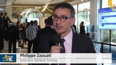 """Philippe Zaouati Directeur Général Mirova : """"Nous avons besoin d'une trajectoire claire sur le prix du carbone"""" : La Finance verte, un atout pour la place de Paris"""