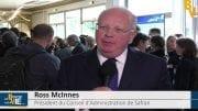 """Ross McInnes Président du Conseil d'Administration Safran : """"Au delà de la fiscalité, l'écosystème est essentiel pour la place financière"""" : Ambassadeur du guichet unique du """"Grand Paris"""" pour les entreprises étrangères"""