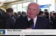 """Ross McInnes Président du Conseil d'Administration Safran : """"Au delà de la fiscalité, l'écosystème est essentiel pour la place financière"""""""