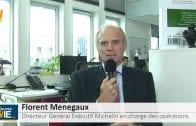 """Florent Menegaux Directeur Général Exécutif en charge des opérations Michelin : """"La marque Michelin est aussi connue en Chine qu'en France"""