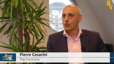 """Pierre Cesarini Pdg Claranova : """"Nous sommes dans la continuité de ce que nous avons mis en place il y a trois ans"""" : Entrée d'investisseurs industriels au capital de PlanetArt"""
