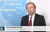 Christophe Brulé Président Entheca Finance : «plutôt positif sur les marchés émergents»