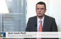 """Jean-Louis Pech Président du Directoire Actia : """"On devrait avoir quand même un exercice correct"""""""