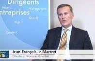 """Jean-François Le Martret Directeur Financier de Guerbet : """"Nous avons transformé l'entreprise"""""""
