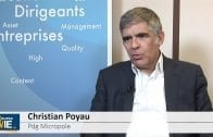 "Christian Poyau Pdg Micropole : ""Le second semestre va continuer à progresser"""