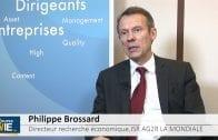 """Philippe Brossard Directeur de la recherche économique, ISR chez AG2R LA MONDIALE : """"En ayant cette démarche, on ne perd pas d'argent"""""""