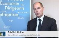 """Frédéric Rollin Conseiller en Investissements Pictet AM :""""On est poussé à acheter des actions de la zone euro"""""""