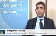 """Benjamin Louvet Gérant OFI Asset Management : """"L'or a une corrélation négative avec les taux d'intérêts réels"""""""