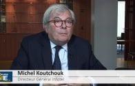 """Michel Koutchouk Directeur Général Infotel : """"Il y a des besoins de croissance externe"""""""