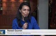 """Nawal Ouzren Directrice Générale Sensorion : """"L'année 2018 sera l'année de monoproduit à multiproduits"""""""