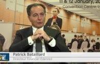 """Patrick Bataillard Directeur Financier Edenred : """"Nous sommes à la recherche d'opportunités"""""""