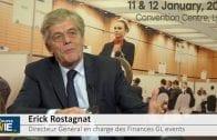 """Erick Rostagnat Directeur Général en charge Finances GL events : """"La gestion de l'endettement c'est une chose, il faut aussi ne pas se recroqueviller"""""""