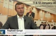 """Raphaël Gorgé Pdg Groupe Gorgé : """"Nous avons réglé ces problèmes de décalage de commandes"""""""