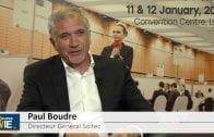"""Paul Boudre Directeur Général Soitec : """"Une croissance forte mais pérenne et profitable"""""""