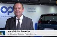 """Jean-Michel Szczerba Co-Directeur Général Plastic Omnium : """"Nous changeons l'identité de nos deux métiers"""""""