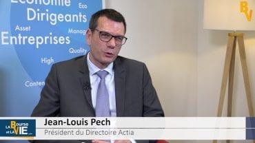 """Jean-Louis Pech Président du Directoire Actia : """"Nous déployer plus lourdement aux Etats-Unis"""" : Résultats annuels 2017 du spécialiste de l'électronique embarquée"""