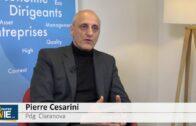 """Pierre Cesarini Pdg Claranova : """"Nous sommes assez unique en France"""""""