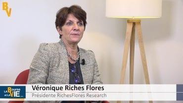 """Véronique Riches-Flores Economiste RichesFlores Research : """"Les marchés très sensibles à tout changement d'environnement du contexte monétaire"""" : Actualités et perspectives économiques"""