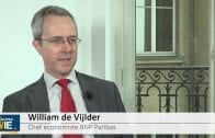 """William de Vijlder Chef économiste BNP Paribas : """"Certains indicateurs plafonnent"""""""