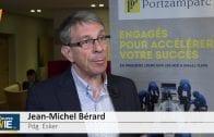 """Jean-Michel Bérard Pdg Esker : """"Nous sommes très confiants sur 2018"""""""