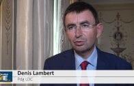 """Denis Lambert Pdg Groupe LDC : """"Nous devrions avoir un même niveau de résultat"""""""