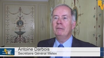 Antoine Darbois Secrétaire Général Metex : «Devenir nous même industriel et vendre nos produits innovants c'est le meilleur moyen de créer de la valeur pour nos actionnaires»
