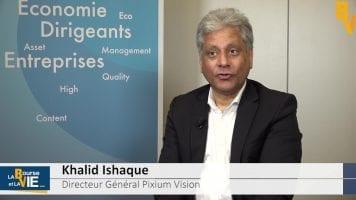 Khalid Ishaque Directeur Général Pixium Vision : «Le futur de la société est lié avec le succès de Prima»